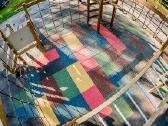 Vaikų žaidimų aikštelių danga - nuotraukos Nr. 4