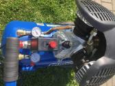 Oro kompresorius dviejų cilindrų iš 8 bar 250l/min - nuotraukos Nr. 4