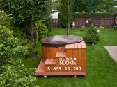 Kubilas Vilniuje su jacuzzi sistema - nuotraukos Nr. 4