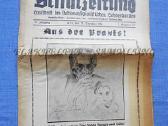 Įvairūs vokiški dokumentai, spauda: - nuotraukos Nr. 2
