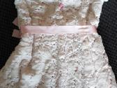 Puošni suknelė mergaitei 128 cm. - nuotraukos Nr. 3