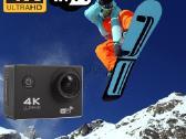 Naujos Veiksmo Kameros Go Sport Pro Su Garantija - nuotraukos Nr. 6