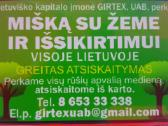 Brangiai Perku Miska Visoje Lietuvoje
