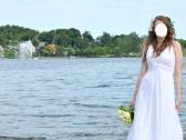 Balta romantiška suknelė - nuotraukos Nr. 4