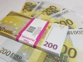 Suvenyriniai banknotai-100-200-500 Euro - nuotraukos Nr. 2