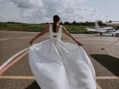 Vestuvinė suknelė Rosa Clara - nuotraukos Nr. 3