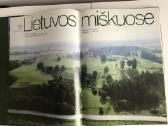 """Didele knyga - albumas """"Lietuvos miskuose - nuotraukos Nr. 3"""