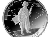 Latvijos latu proginiu monetu pilna kolekcija - nuotraukos Nr. 4