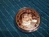 Alderney 2003 m. 5 pounds sidabras