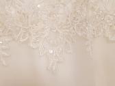 Su etiketėmis suknelė s/m + lankas + nuometas - nuotraukos Nr. 3