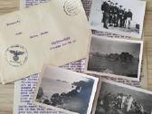 WWII Vokietija du laiškai su nuotraukomis - nuotraukos Nr. 3