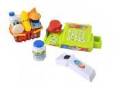 Žaislinis kasos aparatas su aksesuarais nuo 16,99 - nuotraukos Nr. 2