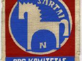 Perku sovietinius Lssr antsiuvus. - nuotraukos Nr. 4