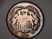 JAV 2 centai, 1865 - nuotraukos Nr. 2