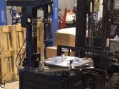Ratų montavimo staklės - nuotraukos Nr. 2