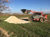 Kalkes žemės ūkiui, kalkiname laukus