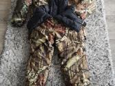 Nauji Žieminiai žvejybiniai kostiumai