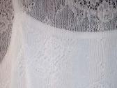 M d. Itališka Benetton balta suknelė - nuotraukos Nr. 4