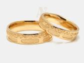 Vestuviniai žiedai, Sužadėtuvių žiedai, Juvelyras - nuotraukos Nr. 5
