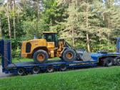 Negabaritinių krovinių pervežimas 48 tonos 20m - nuotraukos Nr. 4
