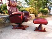 //Poilsio Akumuliatorinis Relax fotelis-kreslas// - nuotraukos Nr. 2