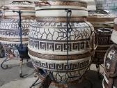 Tandyras - keramikinė krosnis - kepsninė - nuotraukos Nr. 4