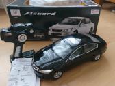 Honda Accord, valdomas radio bangomis