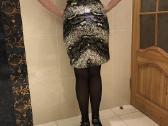Nuostabi nauja progine suknele - nuotraukos Nr. 3