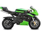 Nauji mini bike / mini motociklai Kmoto - nuotraukos Nr. 3