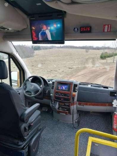 Darbuotojų vežimai