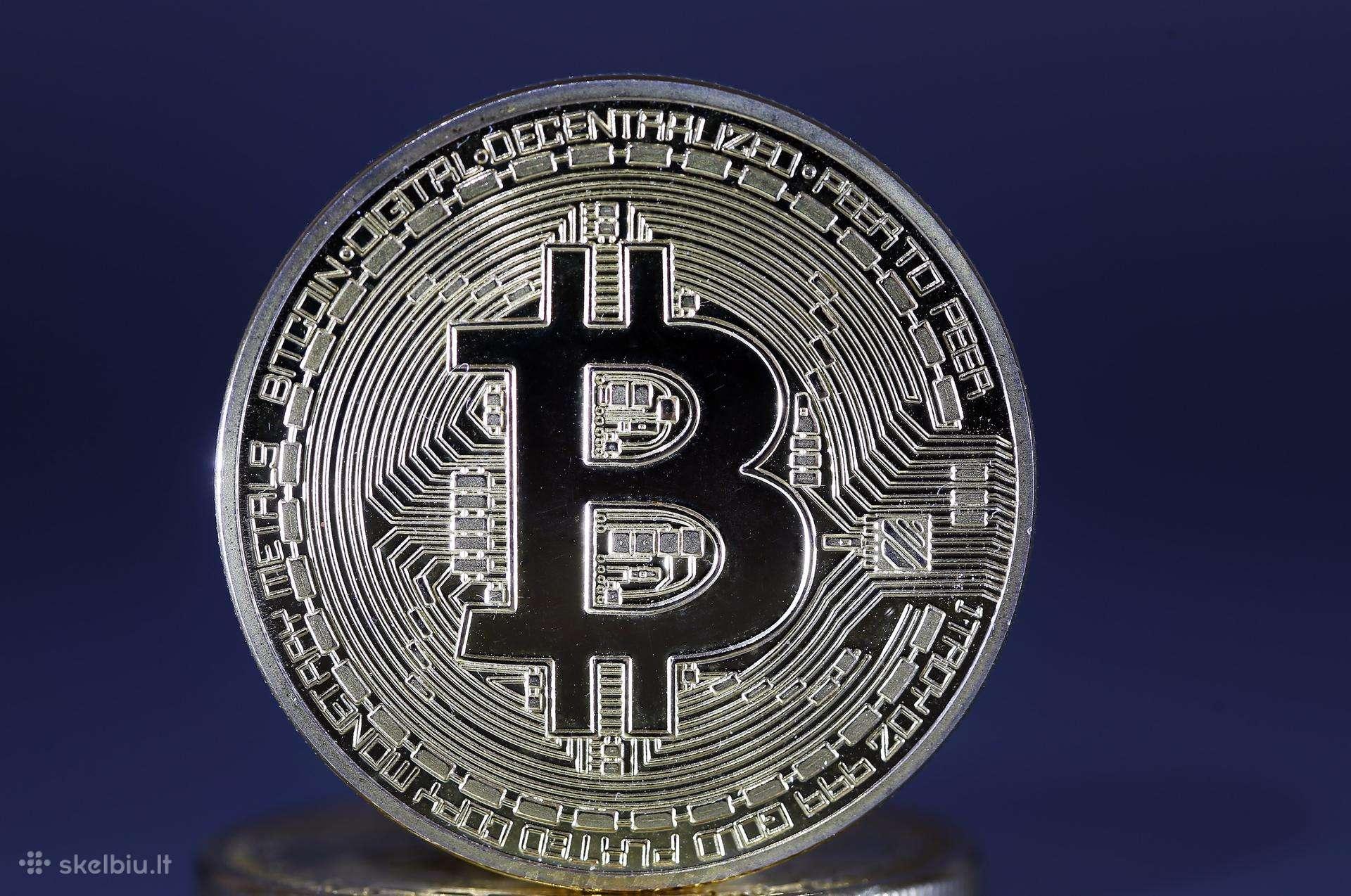 investuoti bitcoin ir uždirbkite