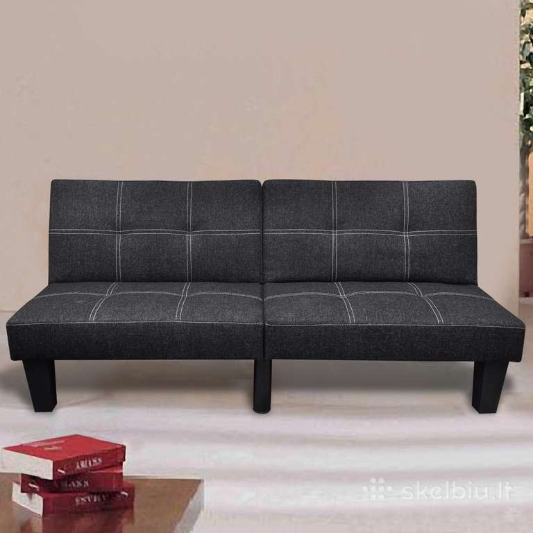Juoda Reguliuojama Sofa lova vidaxl Skelbiult : juoda reguliuojama sofa lova vidaxl from ru.skelbiu.lt size 768 x 768 jpeg 39kB