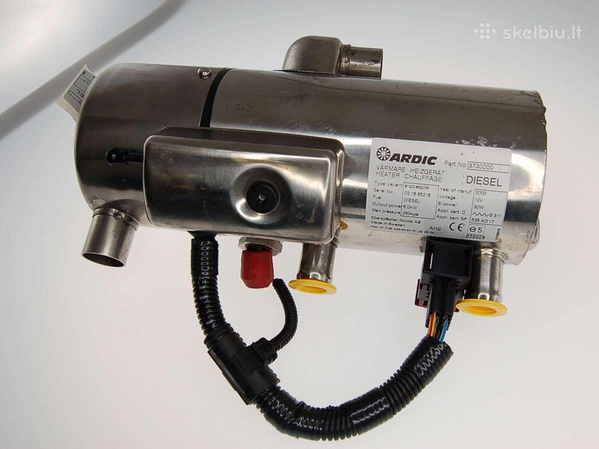 электрическая схема на especher d3wz