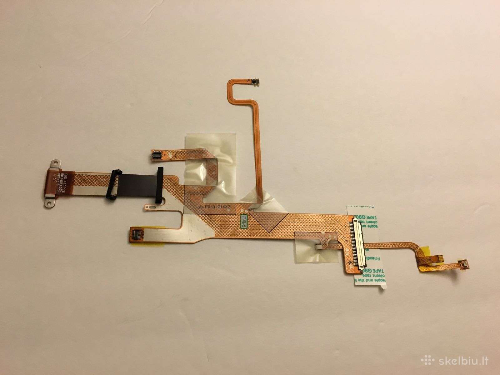 Lenovo Thinkpad X201 dalimis nuotraukos Nr 6