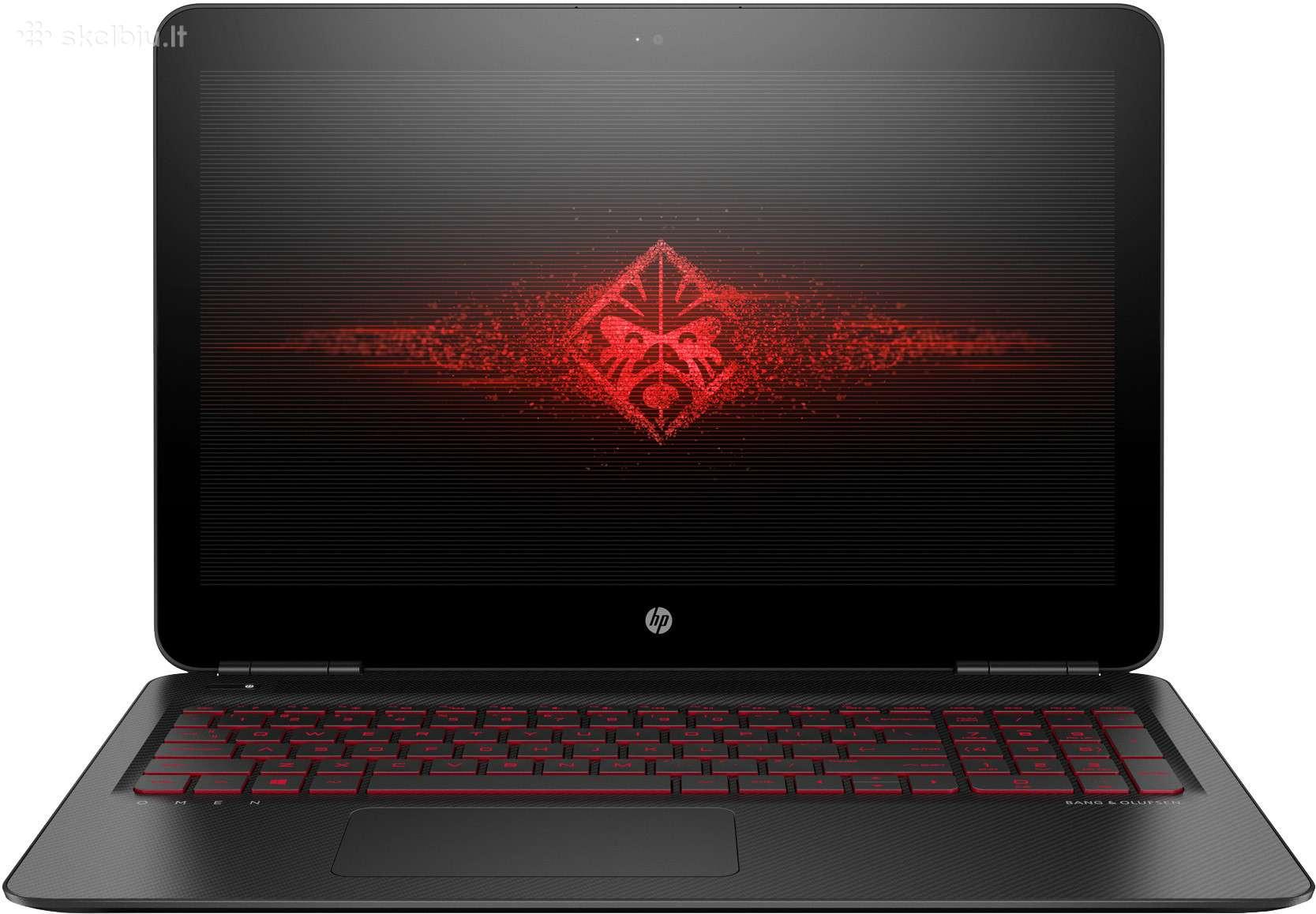 Hp Omen I7 7700hq Gtx1060 6gb Zbook Notebookas Dell Inspiron 15 7567 I5 7300hq 4gb Ddr4 Gtx 1050 Ti Win10 Black